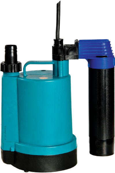 APP BPS-100V Automatic Submersible Pump with Tube Float 230V